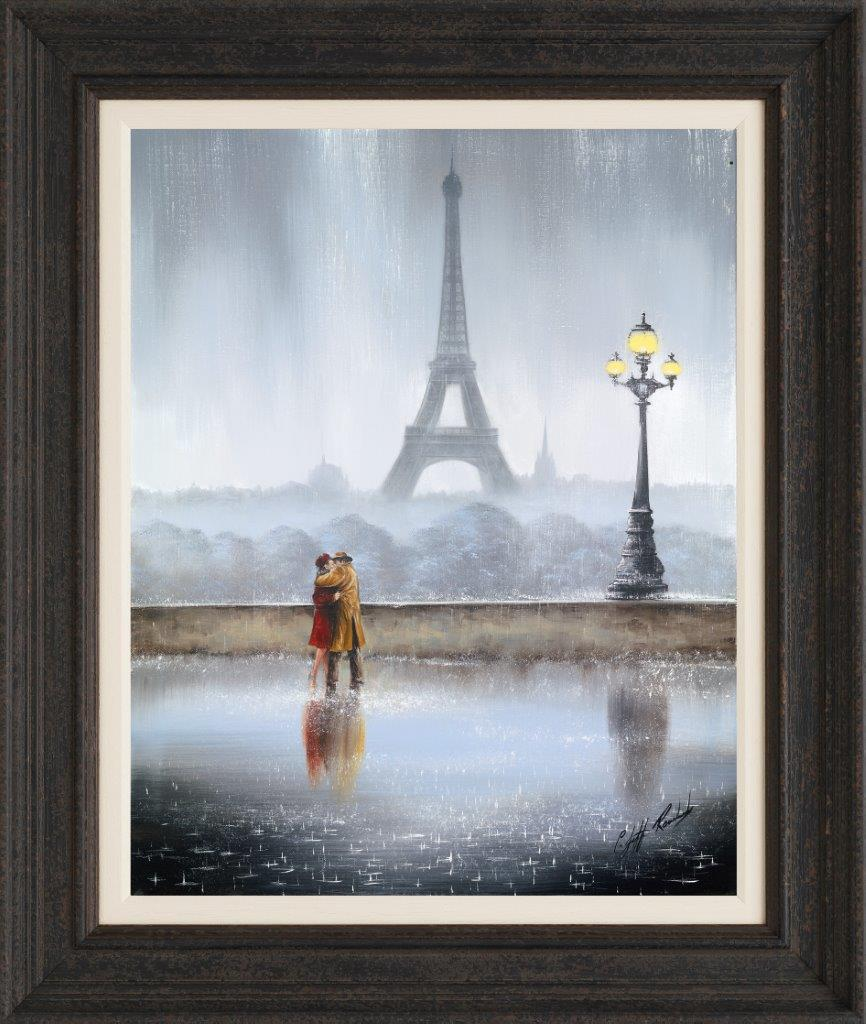 The Embrace by Jeff Rowland, Romance | Couple