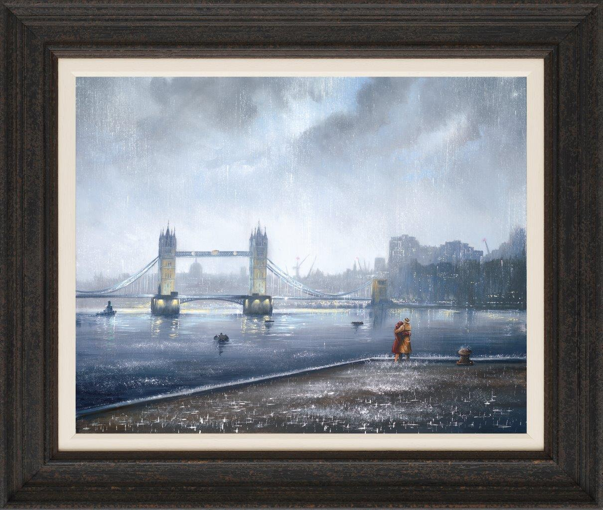 Two Hearts in London by Jeff Rowland, Love | London | Romance | Couple