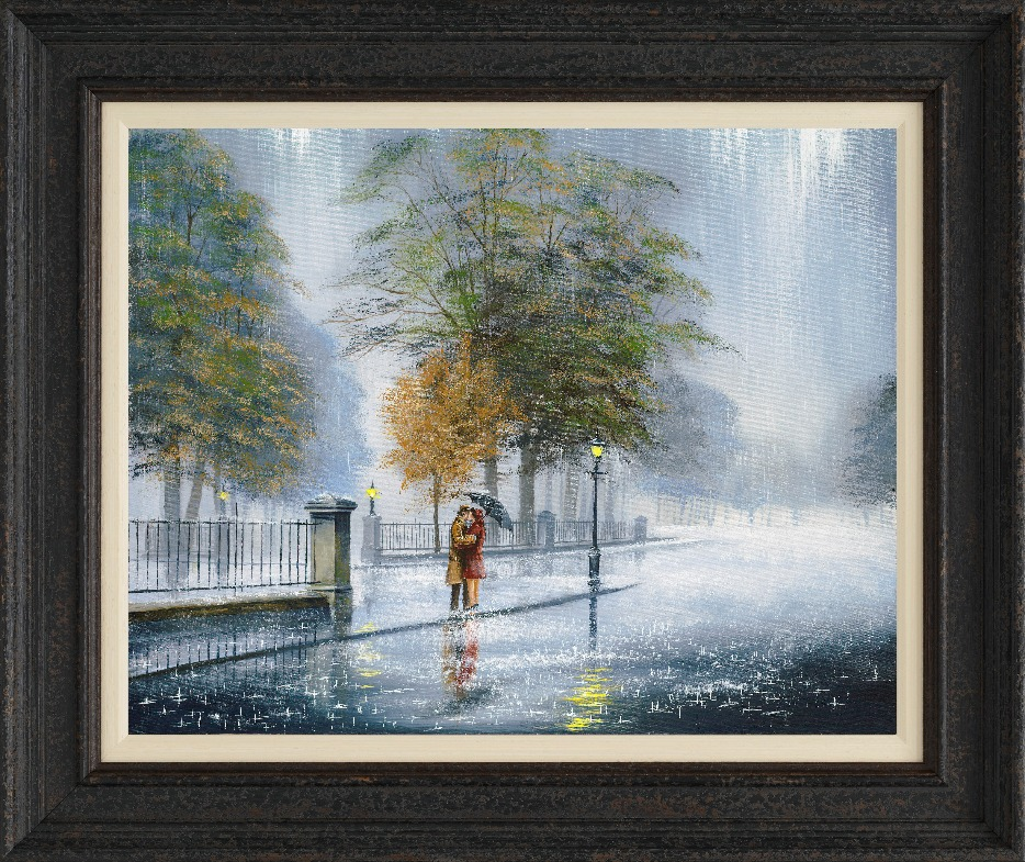 A Kiss Goodnight by Jeff Rowland, Romance | Couple | Love