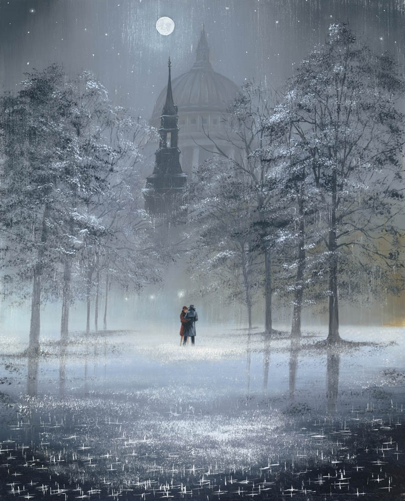 It Must be the Moonlight by Jeff Rowland, Love | Couple | Romance