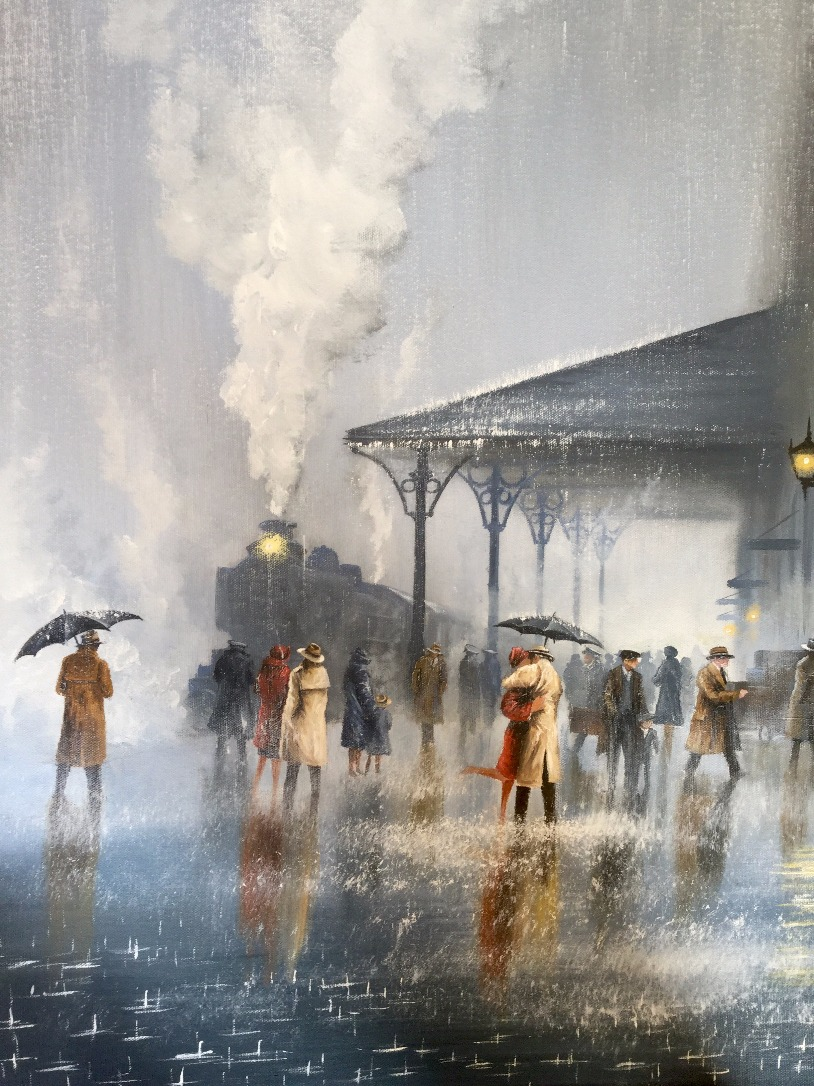 I Can Hear your Heart Beat by Jeff Rowland