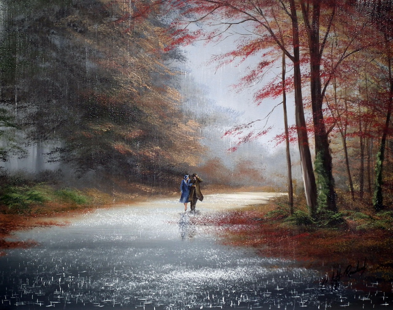 September Rain by Jeff Rowland