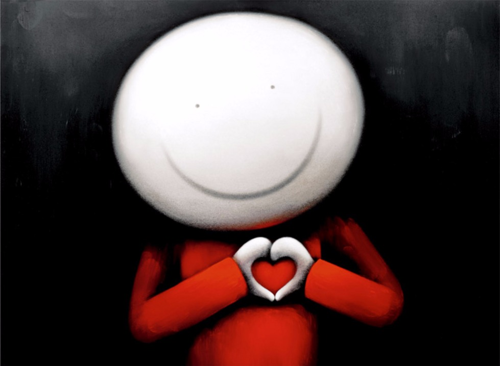 A Message for You by Doug Hyde, Love | Romance | Naive