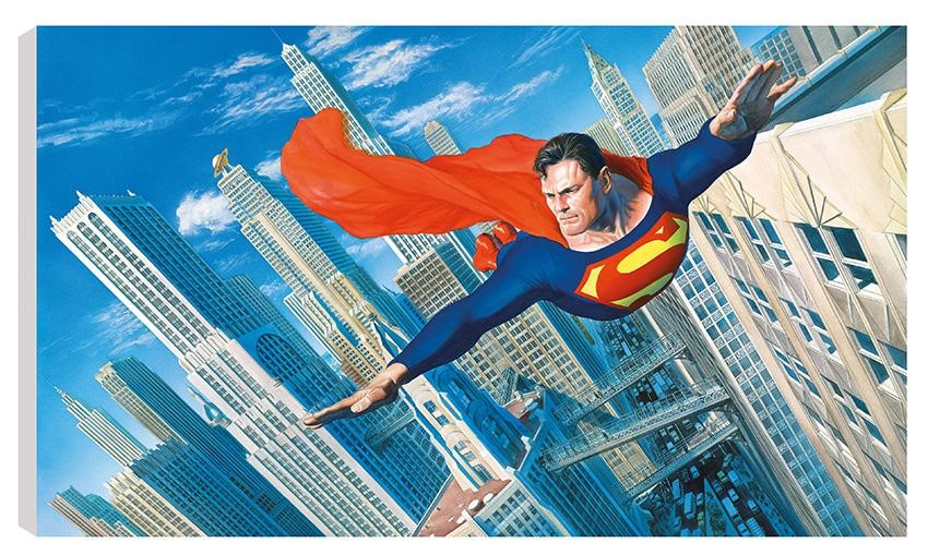 Look! Up in the Sky! by Alex Ross, Comic | Nostalgic