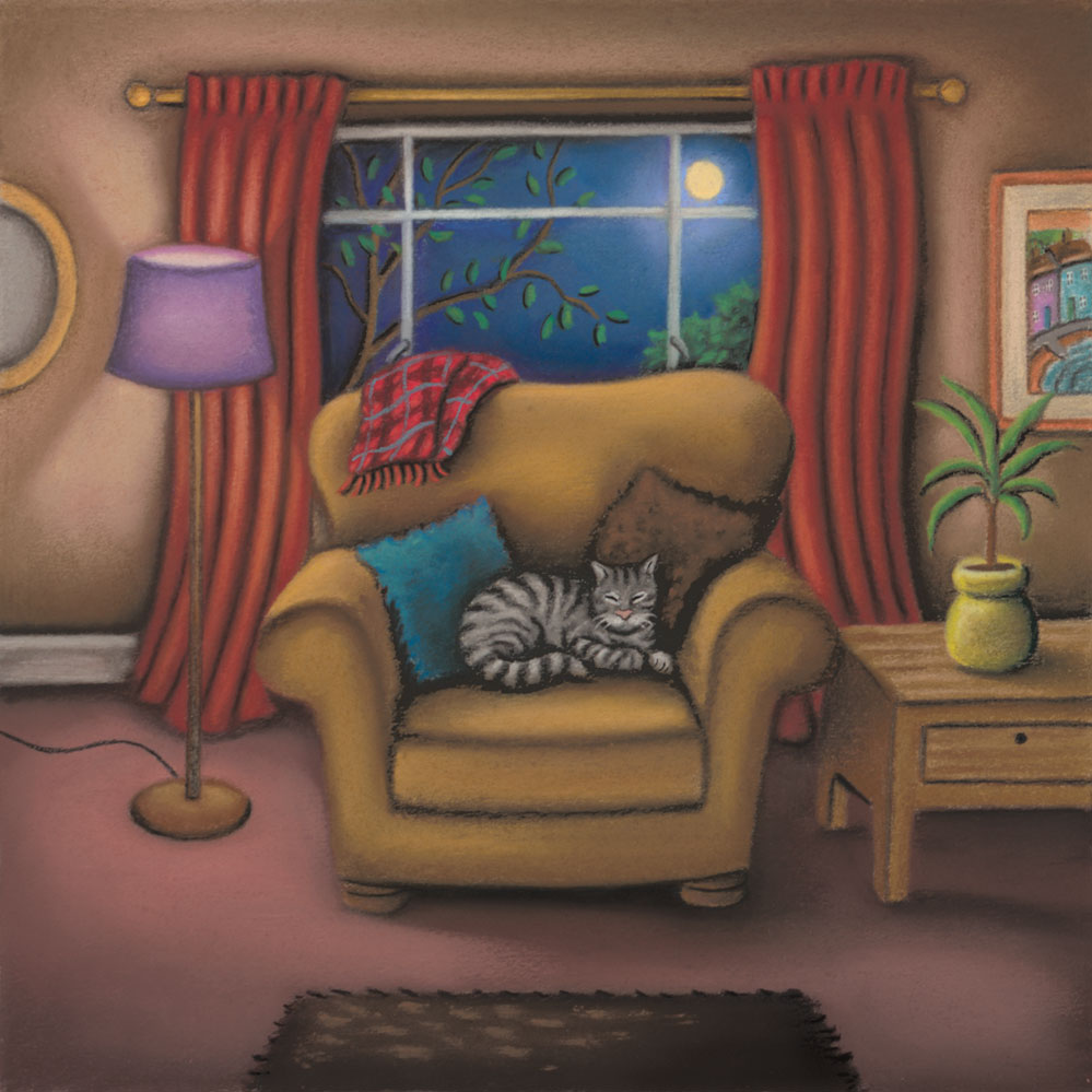 A Cats Life by Paul Horton, Cat | Animals