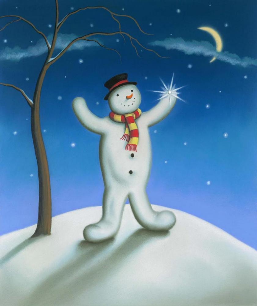 The Lost Snowflake by Paul Horton, Snow | Children | Nostalgic | Christmas | Snowman