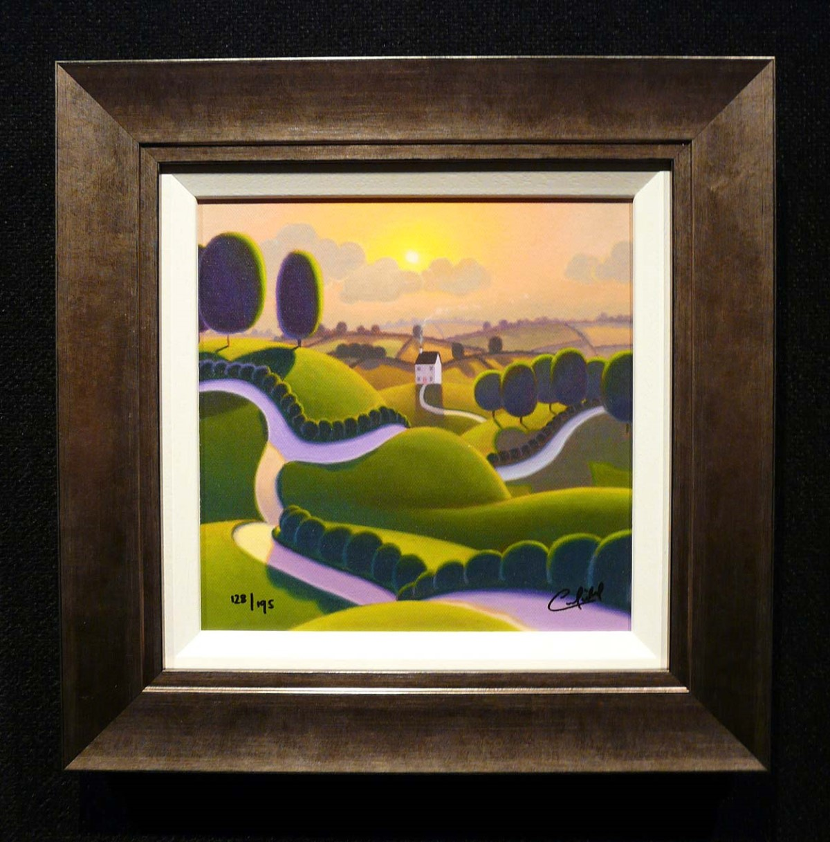 No Place like Home by Paul Corfield, Landscape | Rare