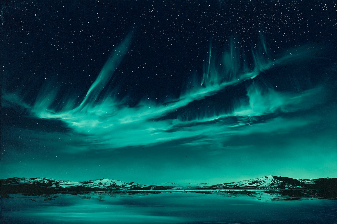 Northern Light by Richard Rowan, Landscape