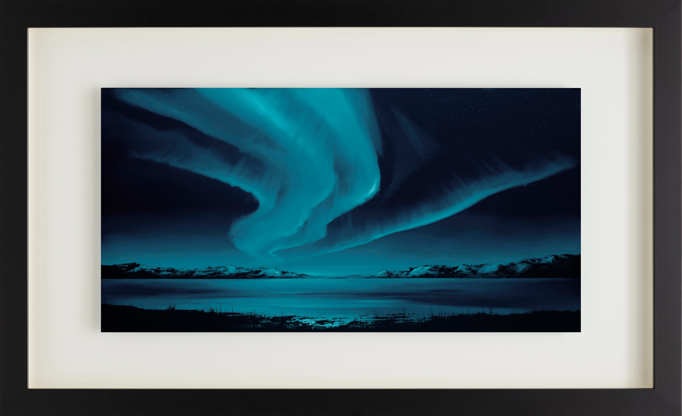 Borealis Blue by Richard Rowan, Landscape