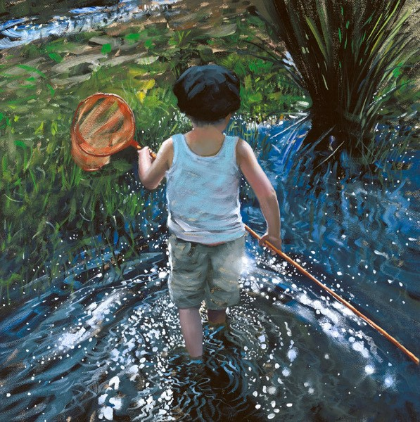 Ring of Bright Water by Keith Proctor, Children | Water
