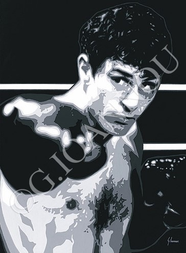 Raging Bull by George Ioannou, Film | Nostalgic | Customer Sale