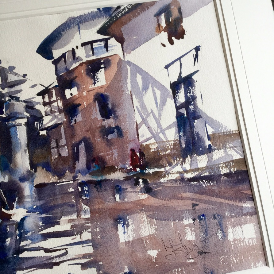 Castlefield (Manchester) by Trevor Lingard, Transport | Manchester | Local