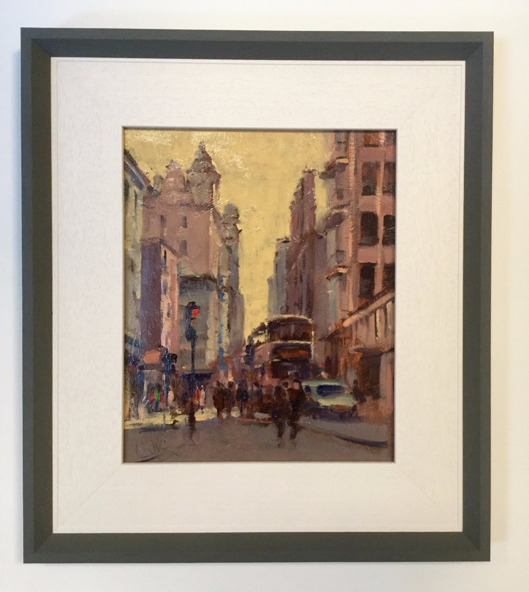 Deansgate (Manchester) by Trevor Lingard, Manchester | Local | Transport