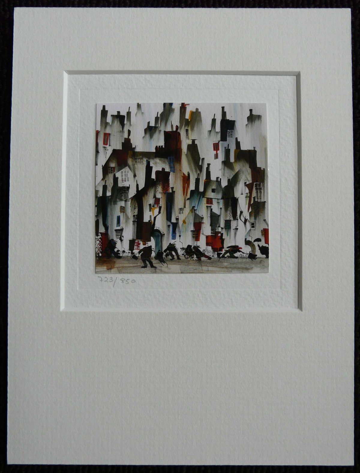 Limited Edition Card (58) by Sue Howells, Cards