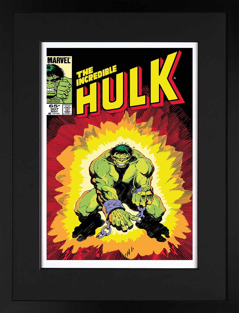 The Incredible Hulk by Marvel Comics - Stan Lee, Marvel | Comic | Nostalgic