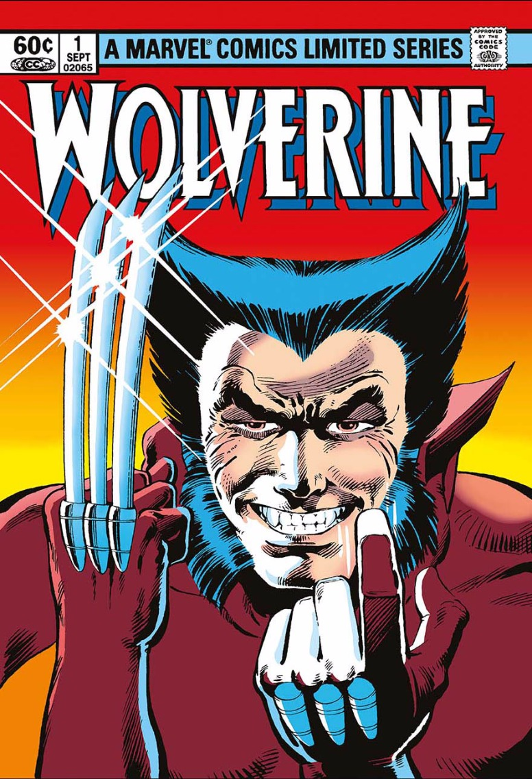 Wolverine #1 by Marvel Comics - Stan Lee, Marvel | Nostalgic | Comic | Film