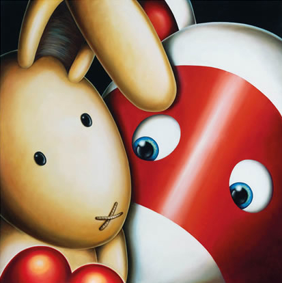 I Need Some Bunny to Love by Peter Smith, Cards