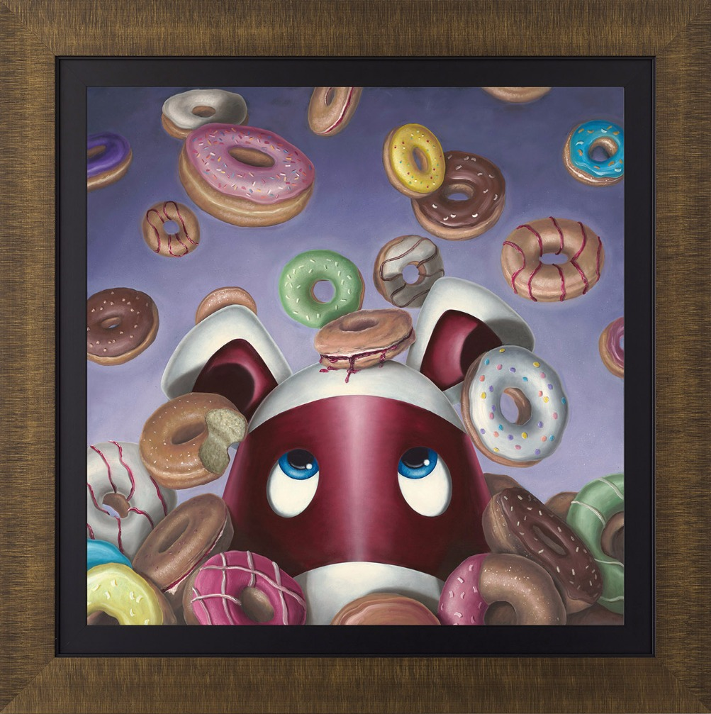 Donut Worry, Be Happy! by Peter Smith