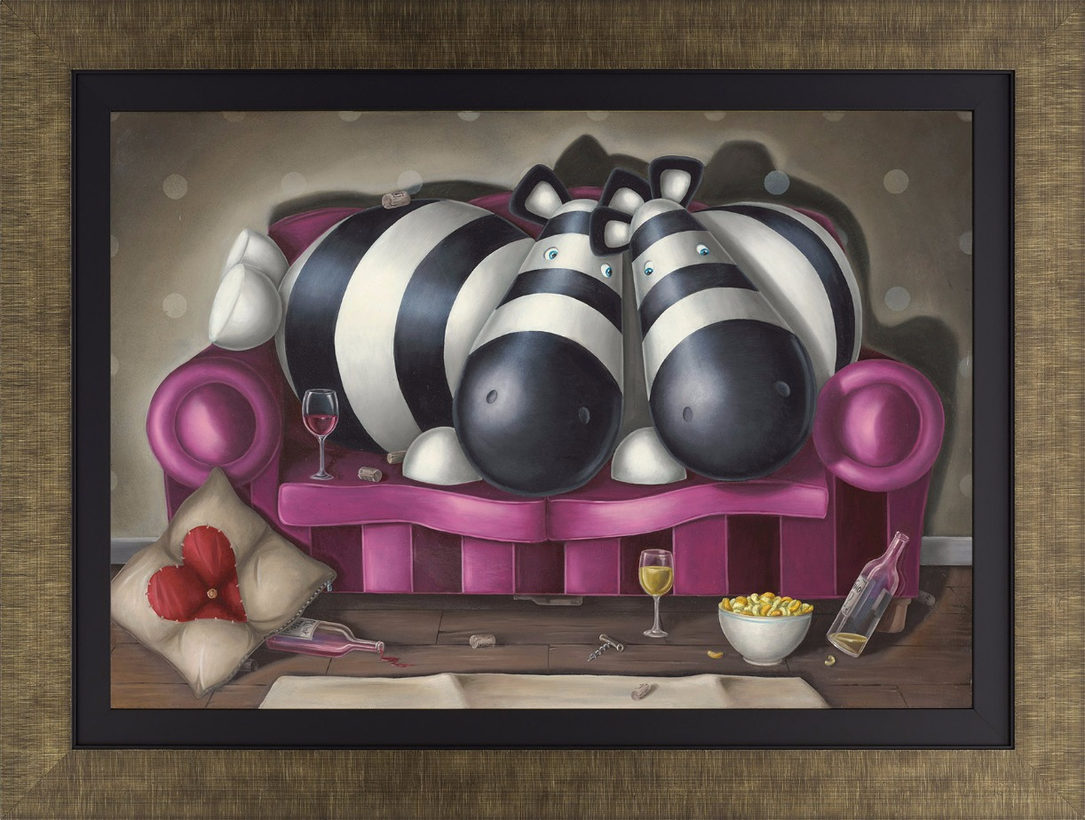 Wine Club by Peter Smith