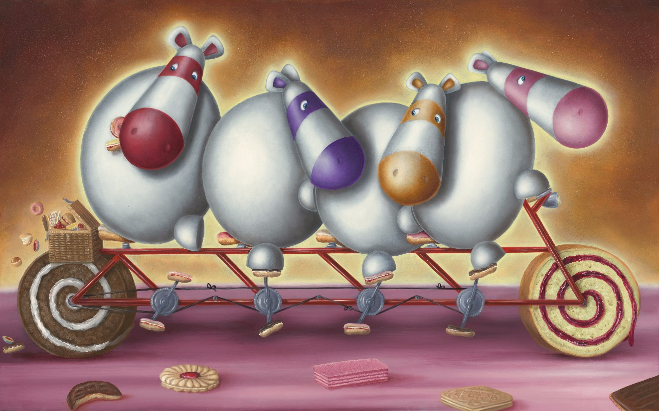 No Soggy Bottoms by Peter Smith, Family