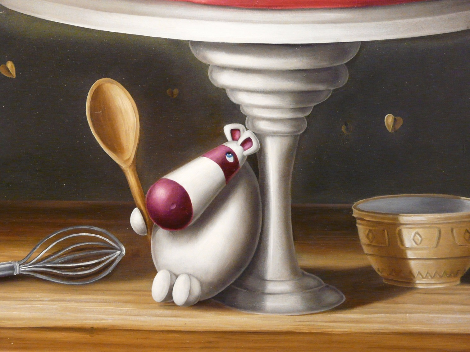 Bake off by Peter Smith, Naive | Family