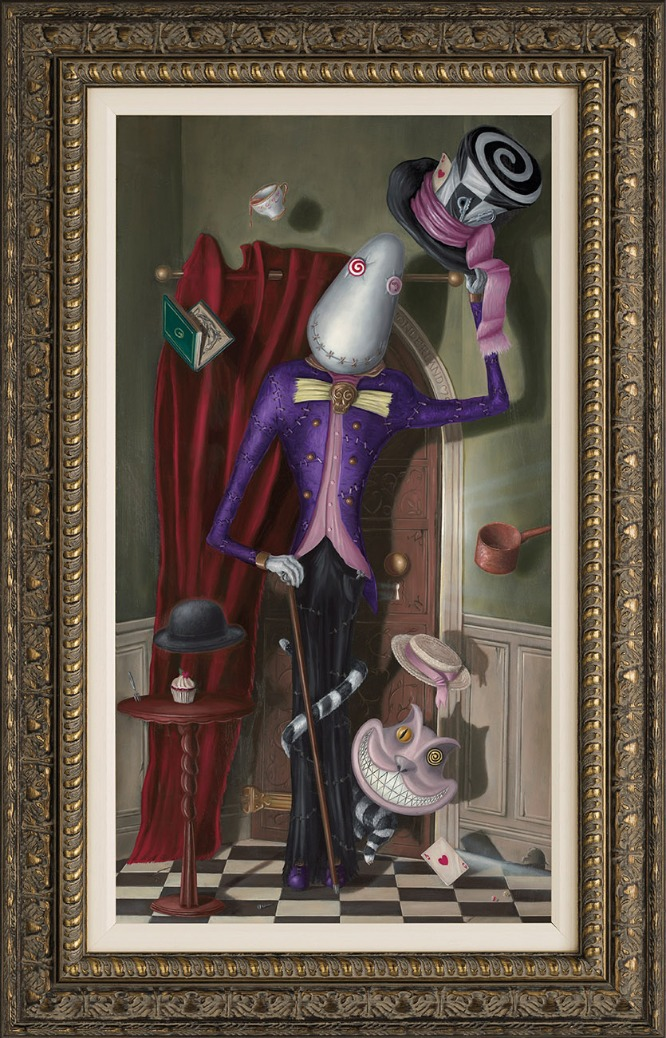 We're all quite mad here by Peter Smith, Figurative | Film